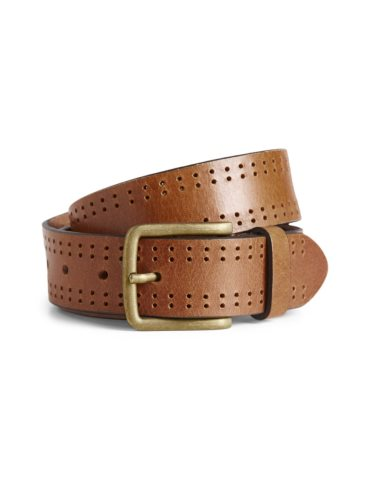 JACCLAY LEATHER BELT