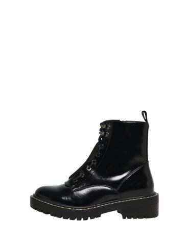 ONLBOLD-4 PU LACE UP BOOT NOOS